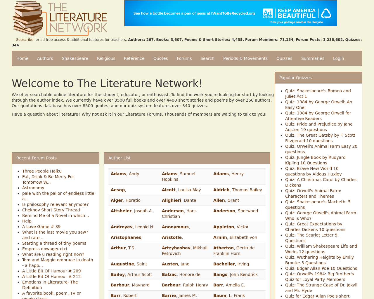 Online-literature-Advertising-Reviews-Pricing