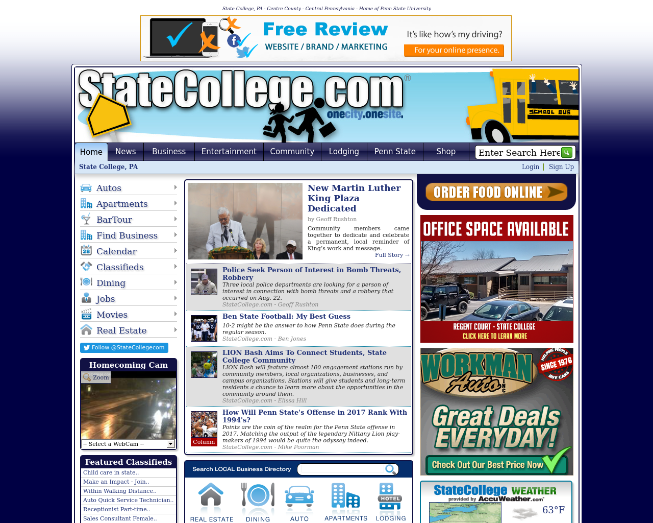 StateCollege.com-Advertising-Reviews-Pricing