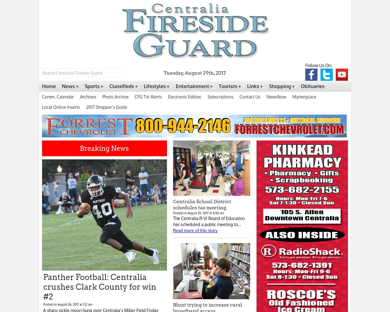 Centralia-FIRESIDE-GUARD-Advertising-Reviews-Pricing