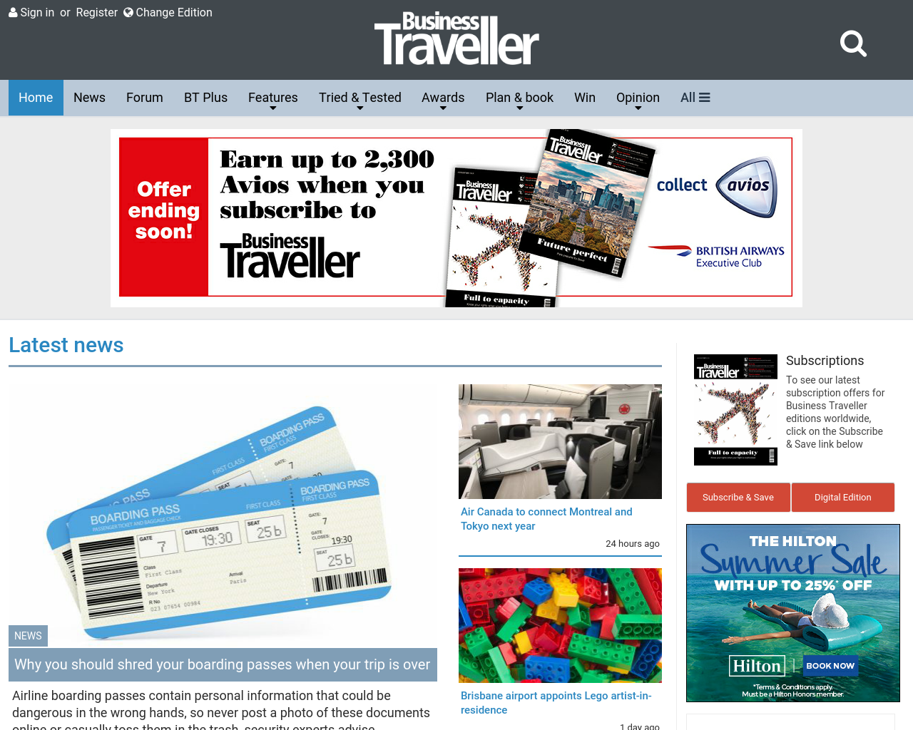 Business-Traveller-Advertising-Reviews-Pricing