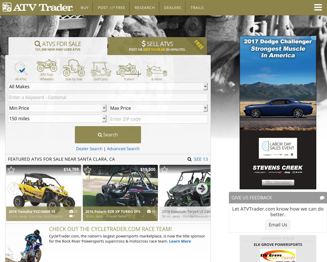 atvtraderonline.com-Advertising-Reviews-Pricing