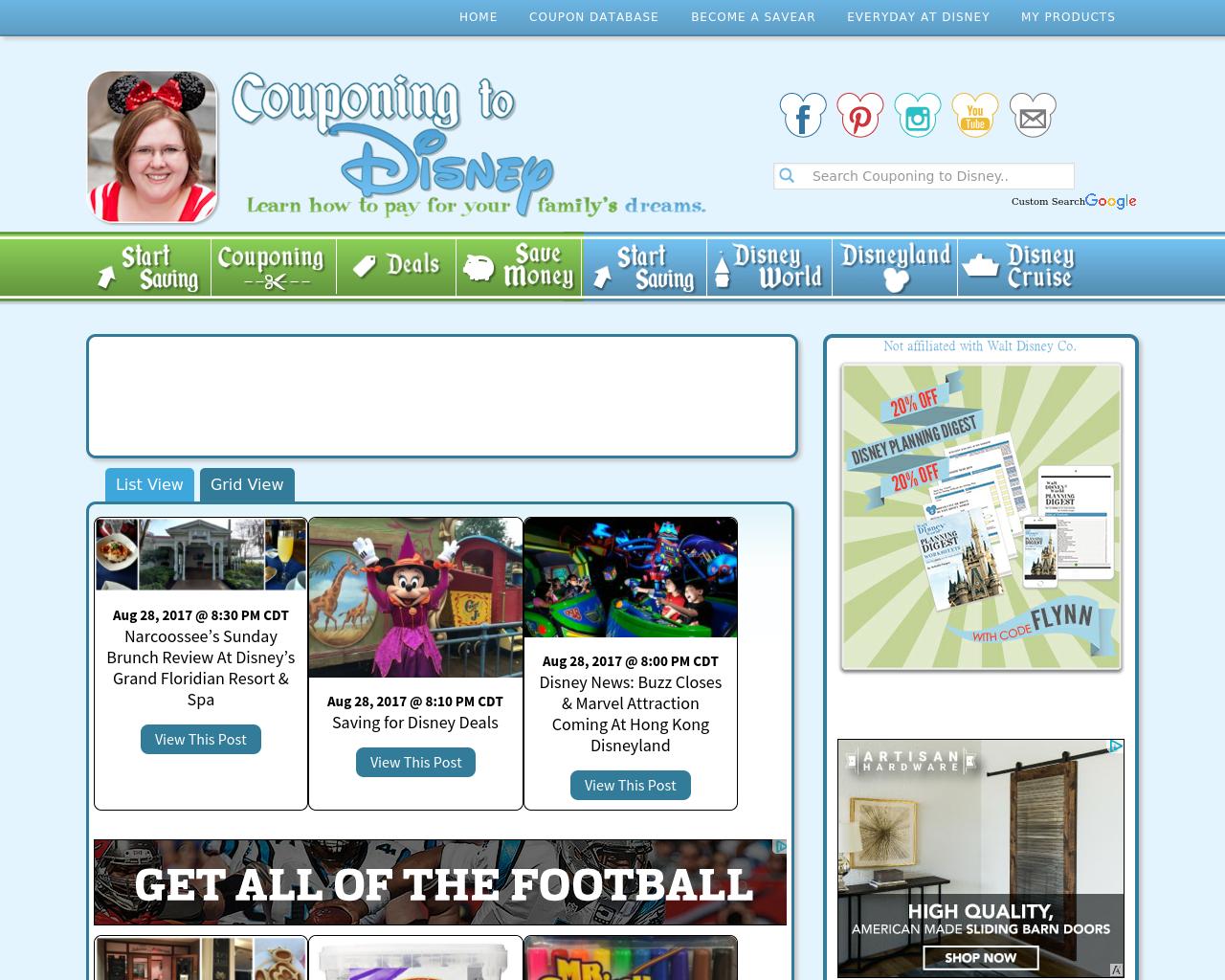 Couponing-To-Disney-Advertising-Reviews-Pricing