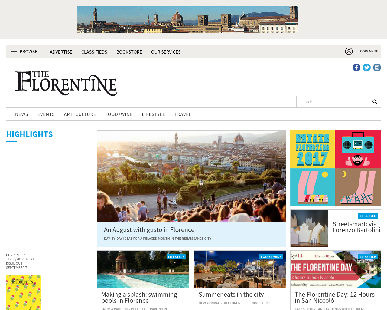The-Florentine-Advertising-Reviews-Pricing