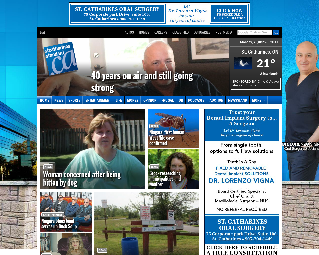 St-Catharines-Standard.ca-Advertising-Reviews-Pricing