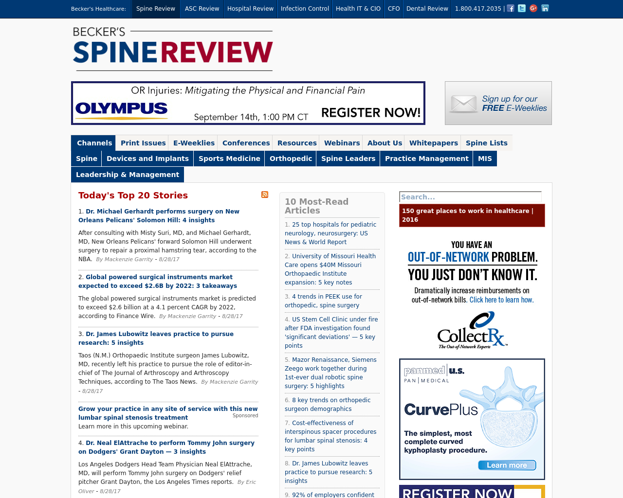 Becker's-Spine-Review-Advertising-Reviews-Pricing