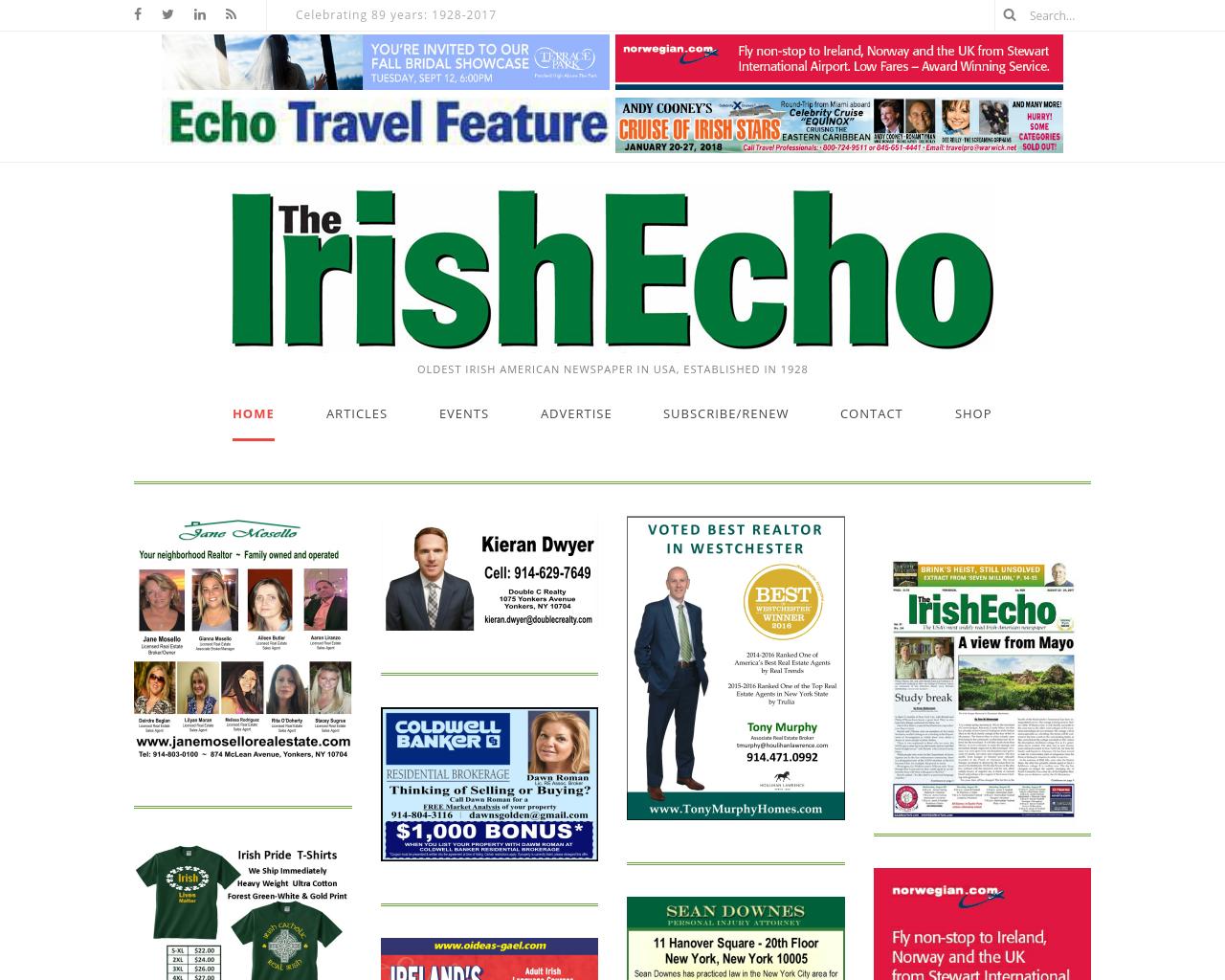 Irishecho.com-Advertising-Reviews-Pricing