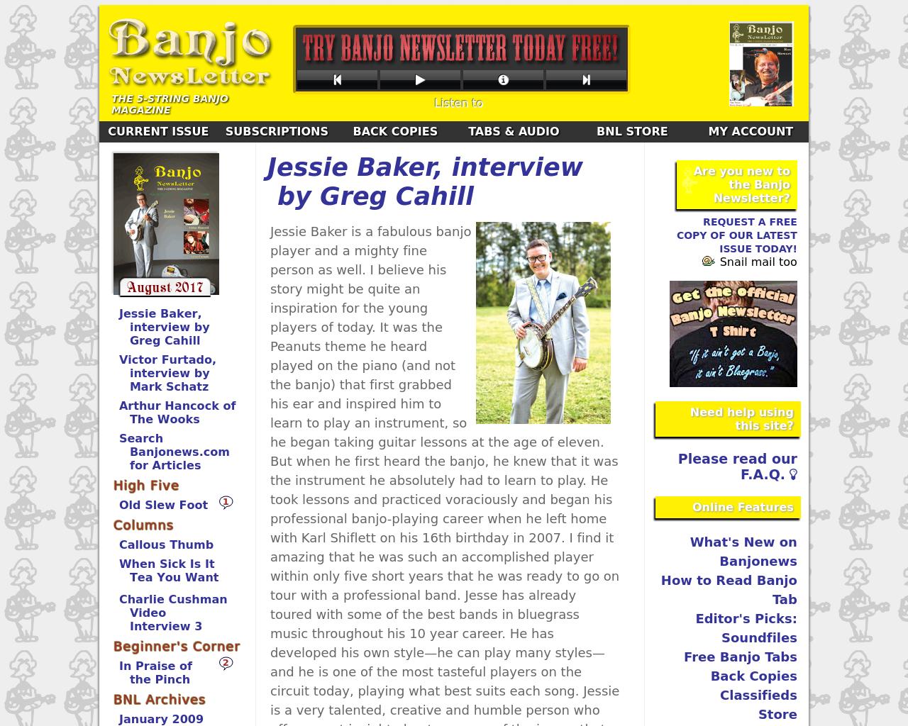 Banjo-Newsletter-Advertising-Reviews-Pricing