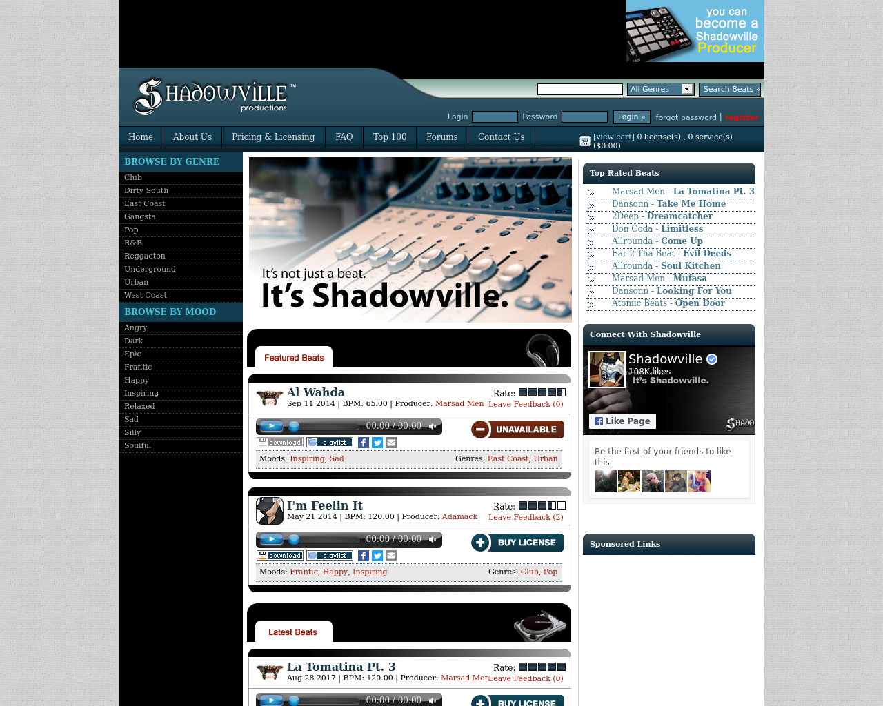 SHAdOWViLLE-Advertising-Reviews-Pricing