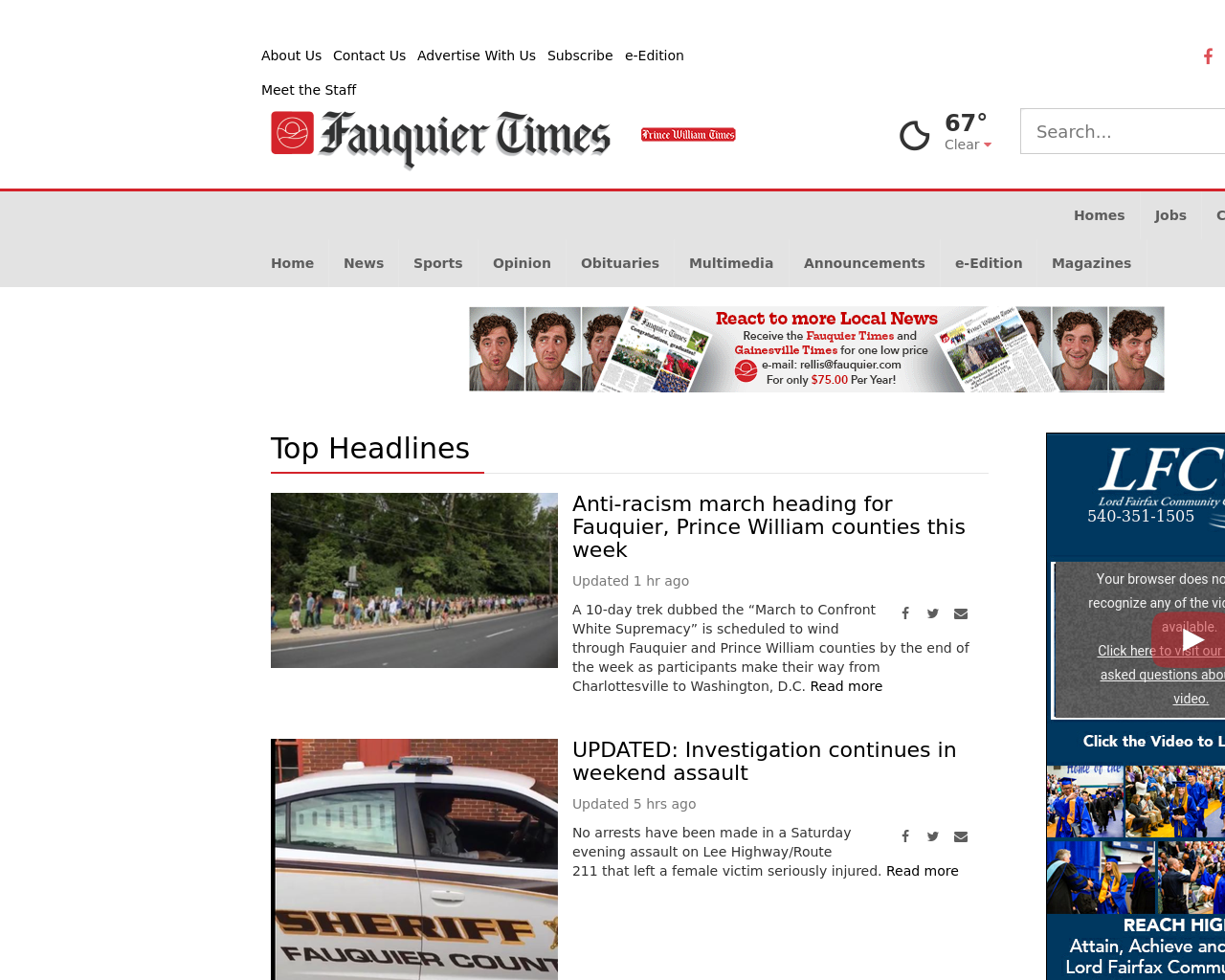 Fauquier-Times-Advertising-Reviews-Pricing