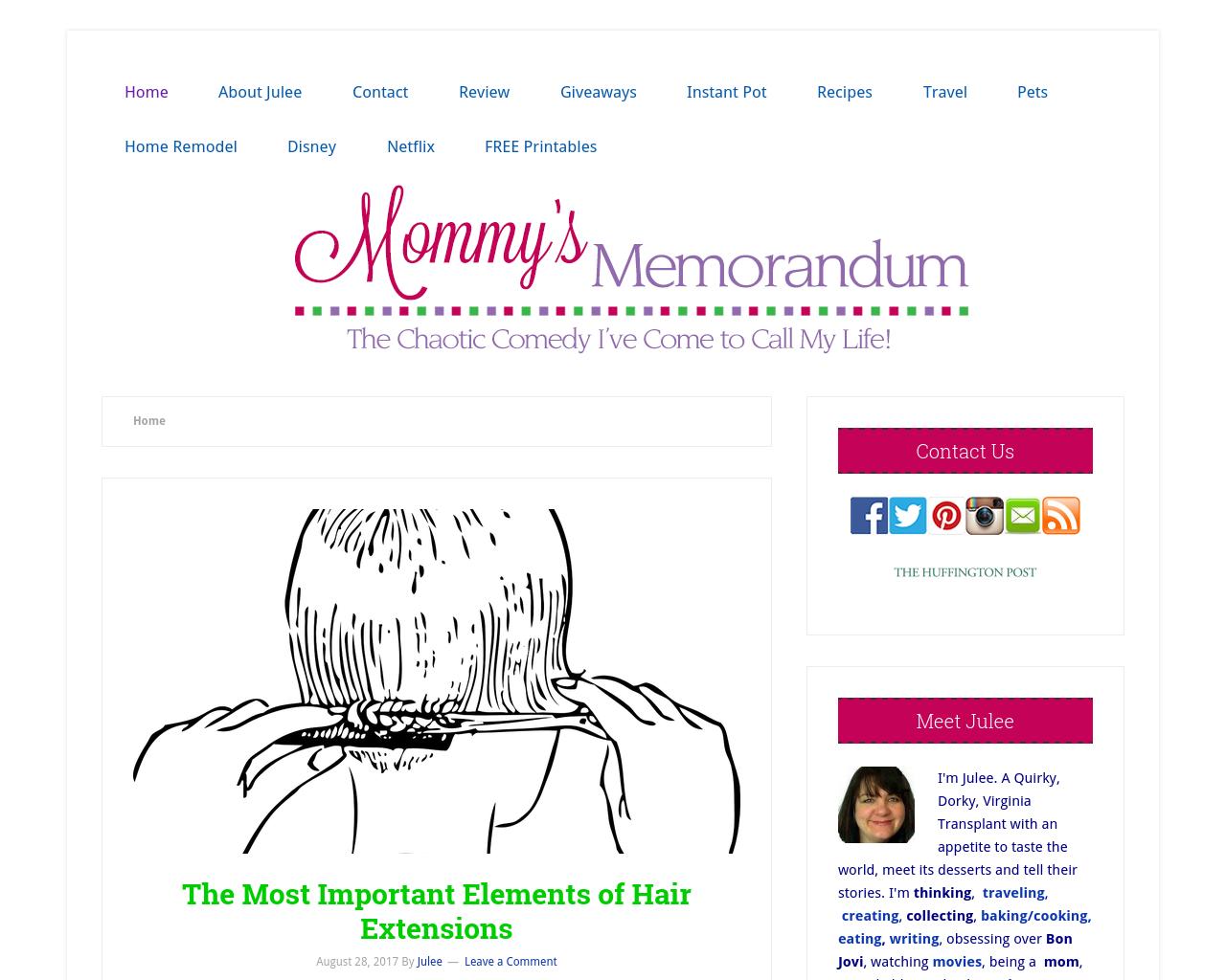 Mommy's-Memorandum-Advertising-Reviews-Pricing