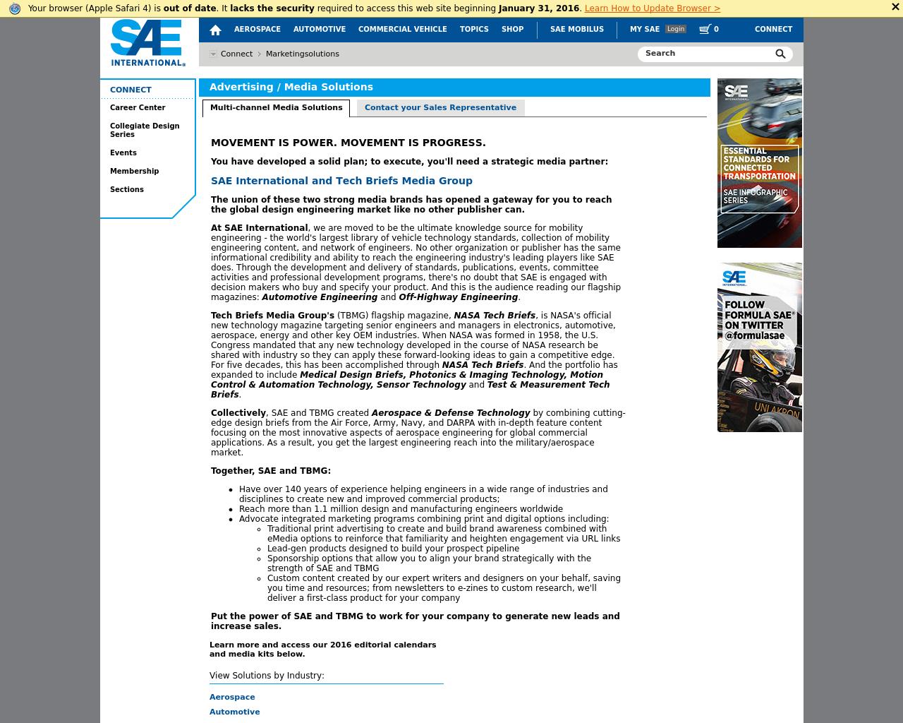 SAE-International-Advertising-Reviews-Pricing