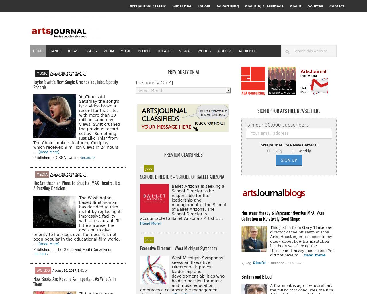 ArtsJournal-Advertising-Reviews-Pricing