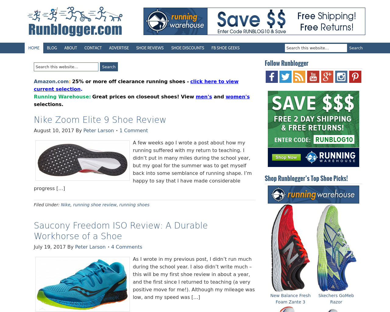 Runblogger-Advertising-Reviews-Pricing
