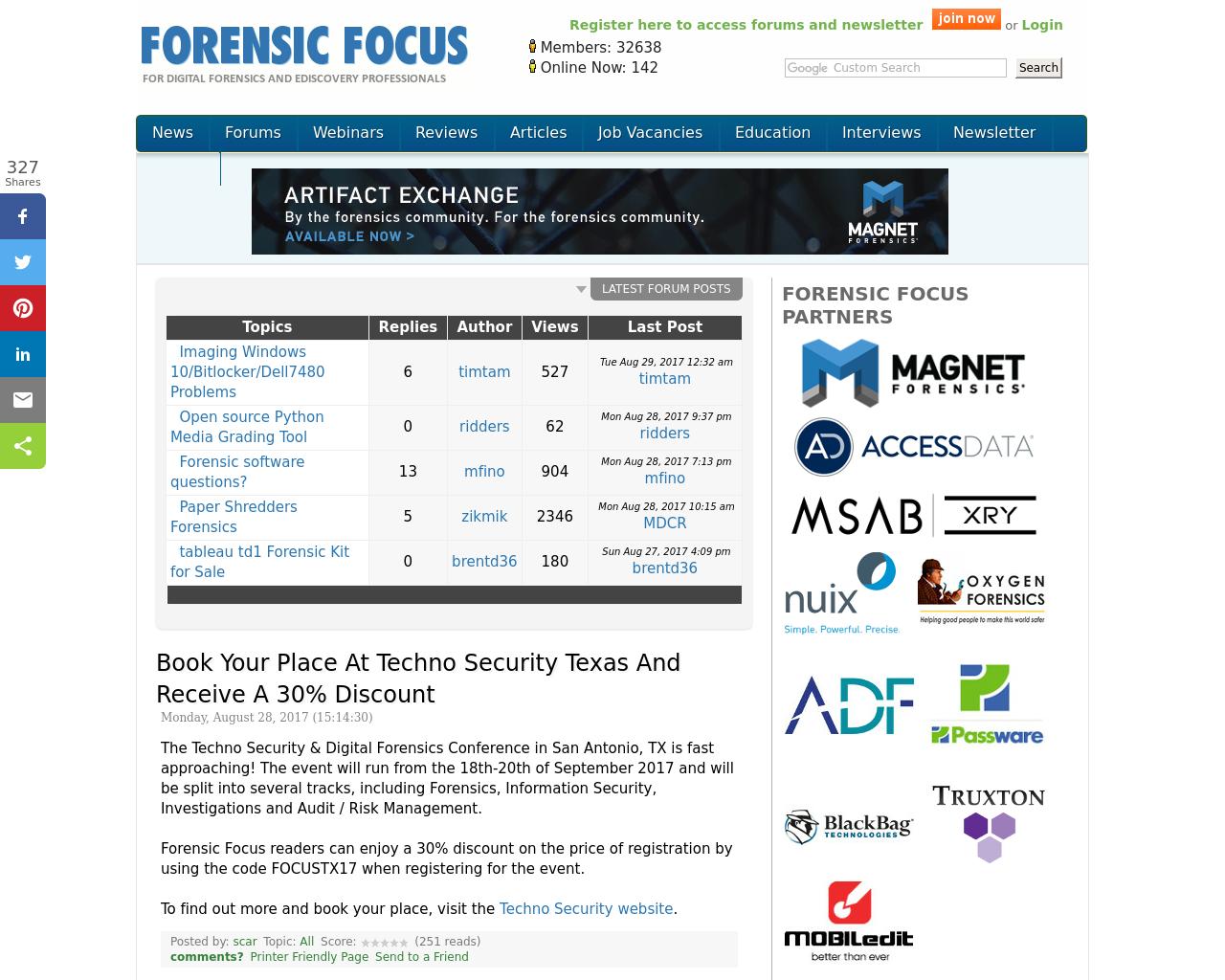 Forensic-Focus-Advertising-Reviews-Pricing